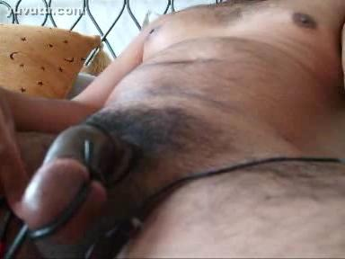Male Masturbation - E Stimming my cock