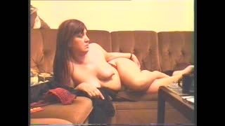 Masturb. femminile - Ham show at home