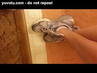 Godemiché - sexy mature feet eight
