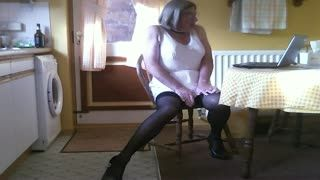 Travesti - White Slip