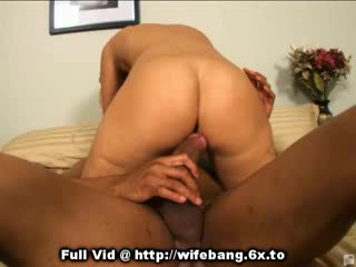 Cuckold - Blonde Housewife Rides Cock