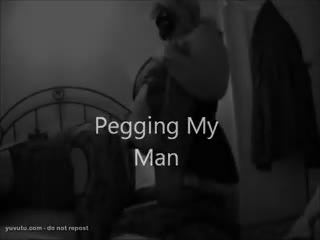Strapon - Pegging My Man