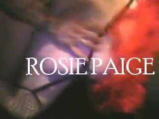 - Rosie Paige wants to be a Porn Star
