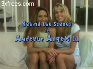 Preliminares - Amateur Angels 11 Scene 7