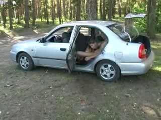 - en voiture pour la sodo