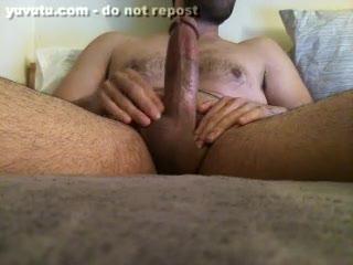Huge cock - Showing off