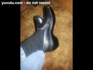 Missionary - sexy mature feet nine