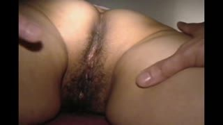 Asiatique - Vintage Hairy Asian Pussy n Ass 2