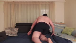 Ejaculation - When sperm flowed from my cock