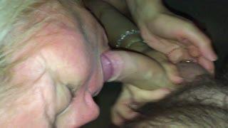 - sucking cock