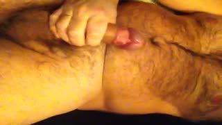- Cumming whilst playing