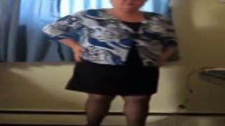 Missionary - Granny feeling sexy