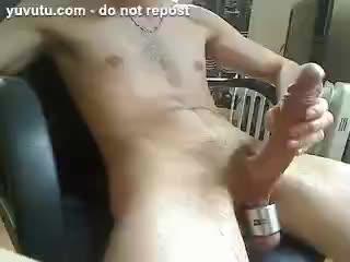 - watching porn