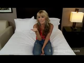 Mature - Kinky milfs first porn and anal