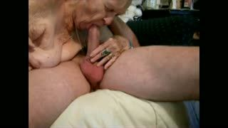 Mature - 89 Year Old Granny