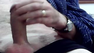 Male Masturbation - Nice wank