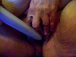 - sub/slut playing with pussy