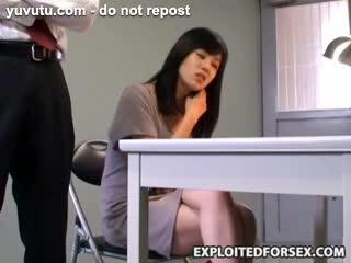 Asian - Spycam Police Interrogation