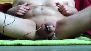 Male Masturbation - ESTIM