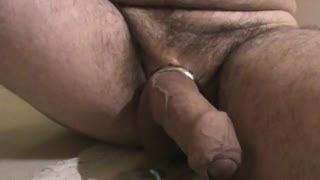 Male Masturbation - Playing with cock