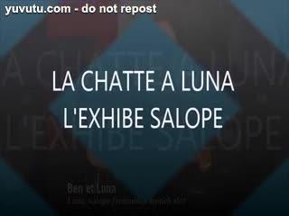 Exhibe - LE SHOW LANGOUREUX DE LUNA LA ROUSSE