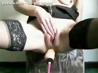 Mature - Meine geile Fickmaschine im Einsatz