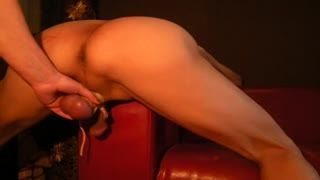 BDSM - session BDSM with Mistress balbust caning and fi...