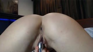 Webcam - i play with my new vibrator and get an orgasm