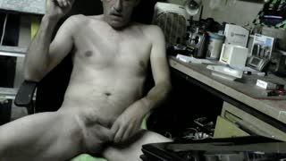 Male Masturbation - Im Keller des Grauens