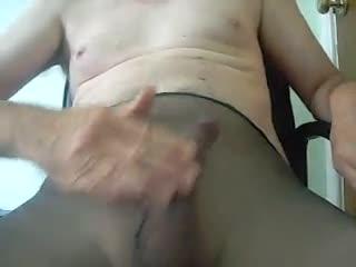 Pipe - cumming in tights