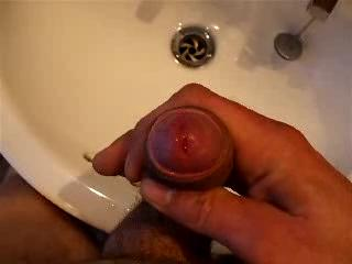 - heavy pre cum and final spurt
