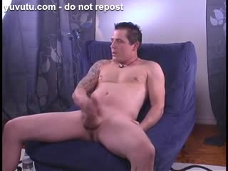 Gay - I met this muscular thick cock str8 boy with his...