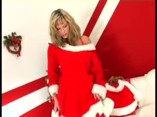 Sex christmas lingerie homemade