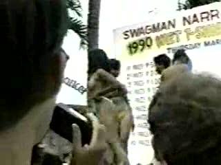Dance - Swagman Wet-T 1990