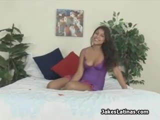 Latina - Bigtit Latina Casting Video