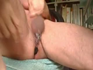 Male Masturbation - cum 9-22-11
