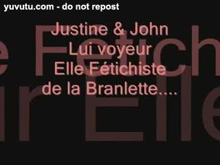 Fetish - PRESENTATION DE JUSTINE