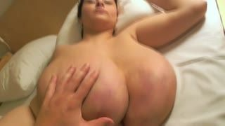 Fetish - Alice 85JJ natural tits POV