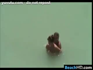Voyeur - Spying On Naughty People At The Beach