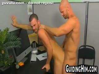 Gay - Guys fucking after work