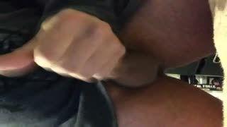 - My hard cock