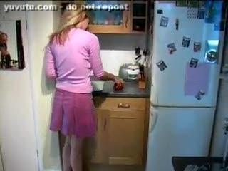 - In cucina