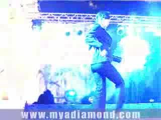 Dance - Mya Diamond at the Erotic Festival Eggenfelden