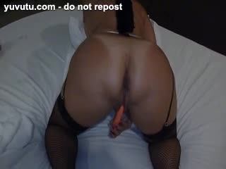 Female Masturbation - ON MY BACK