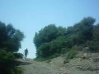 Flashing/Public - Tanga walk