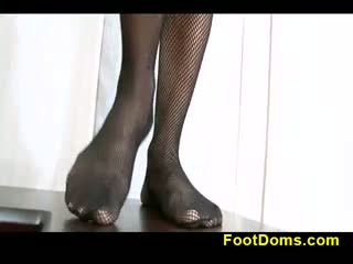Fetish - Top rated interracial foot worship
