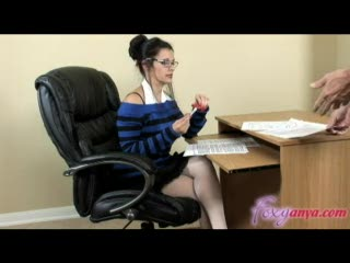 Mûre - Naughty Teacher Gets Fucked by Student