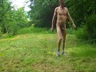 Male Masturbation - J�ger