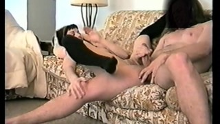 Cum Shot - This Mom Watches Me Cum!