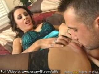 Bukkake - Wife Cheating On Her Husband